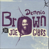 Dennis Brown - At Joe Gibbs (17 North Parade / VP) 4xCD Box Set